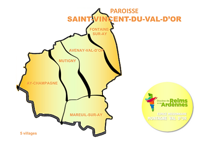 SAINT VINCENT DU VAL D'OR