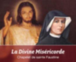 CHAPELET DE LA DIVINE MISERICORDE
