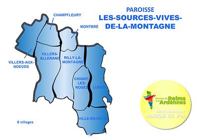 LES SOURCES VIVES DE LA MONTAGNE
