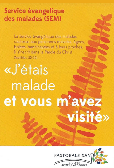 SERVICE EVANGELIQUE DES MALADES