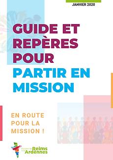 GUIDE PARTIR EN MISSION