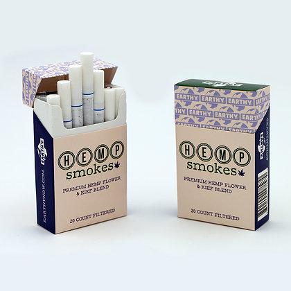 Earthy Now, Carton of Hemp Smokes