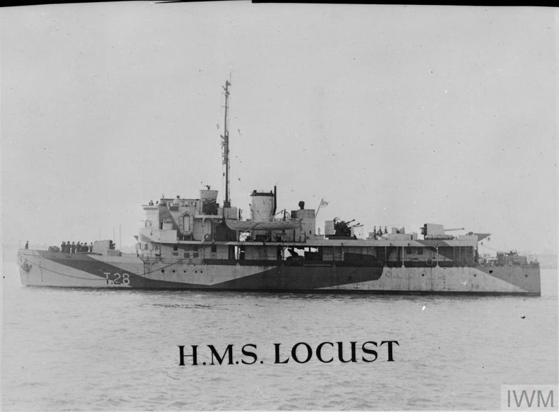 HMS Locust