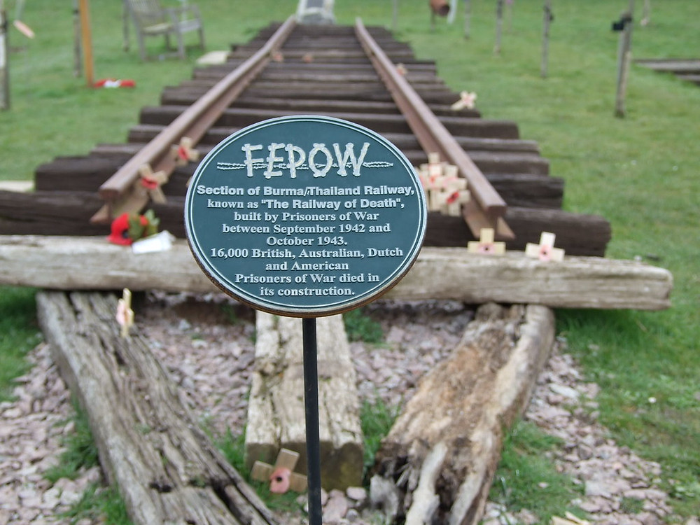 Burma Railway Memorial
