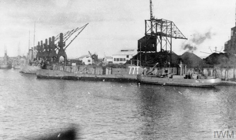 HMS Tetrarch