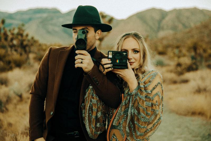 Las Vegas Elopement Videographers