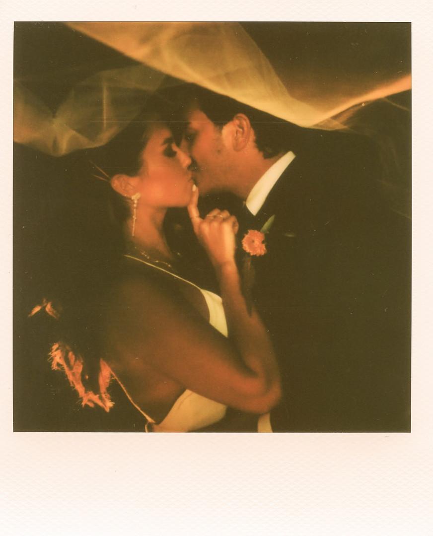 Natalie & Ben Vegas Elopement