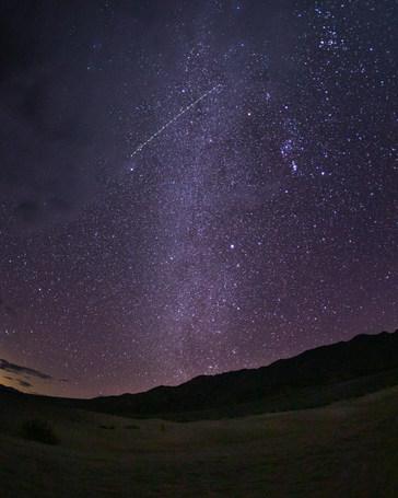 Death Valley Milky Way