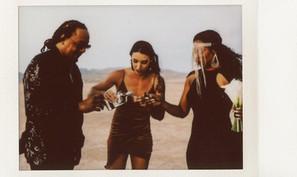 Tyra & Johnnie Las Vegas Elopement