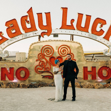 Want to get married by Elvis at the Neon Museum? Here's How!