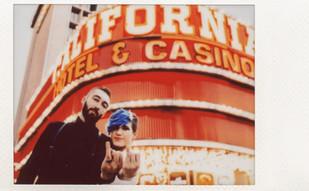 Devon & Erik Las Vegas Elopement