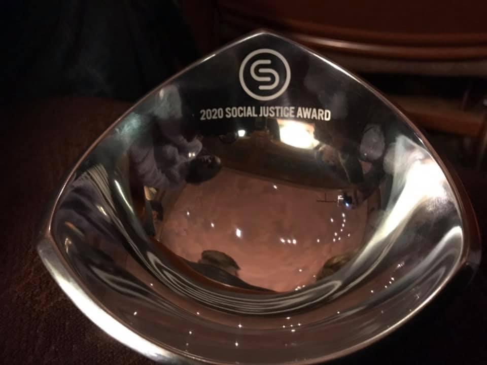 2020 Social Justice Award