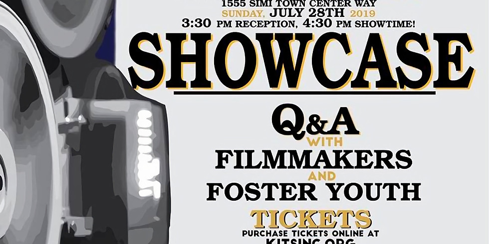 Kids in the Spotlight Showcase and Q&A
