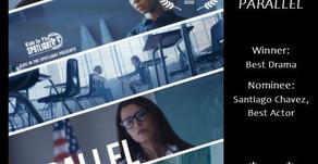 KITS Rocks Top Spot at Shiver Shorts Film Fest