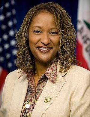 Senator Holly J. Mitchell