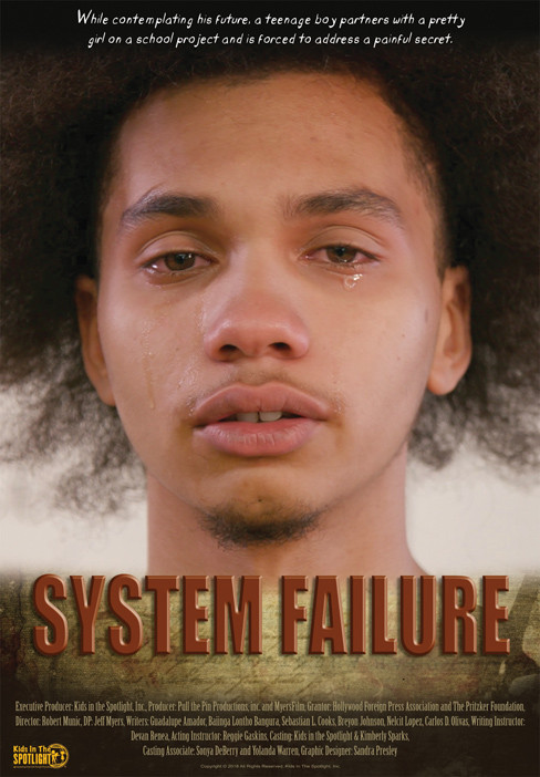 System Failure Poster