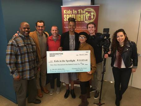 Kids in the Spotlight's Financial Responsibility Certified