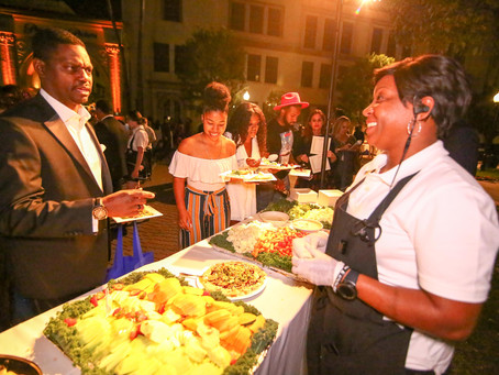 """Impeccable Caterer Gives KITS Awards the """"IT"""" Factor"""