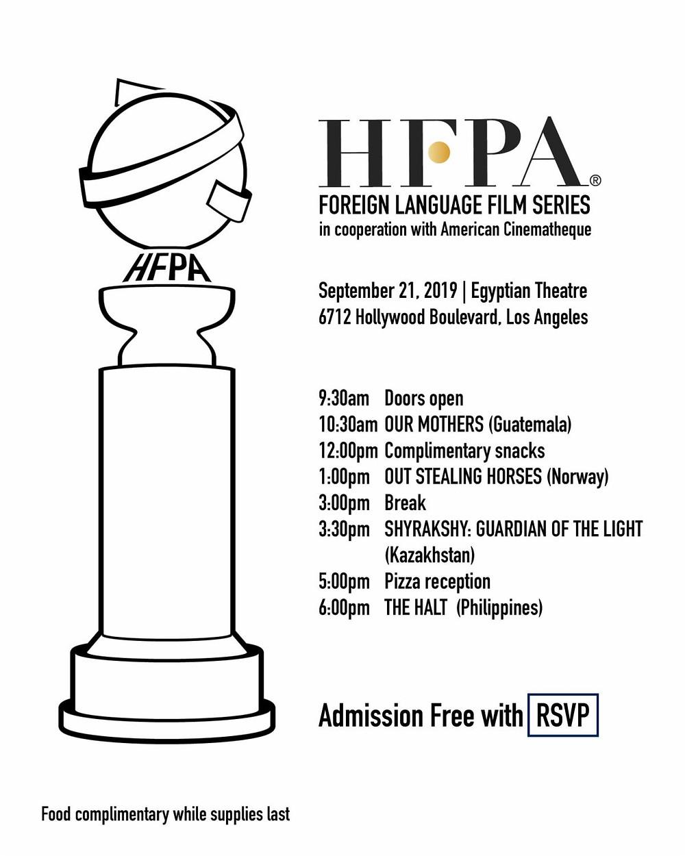 HFPA Program