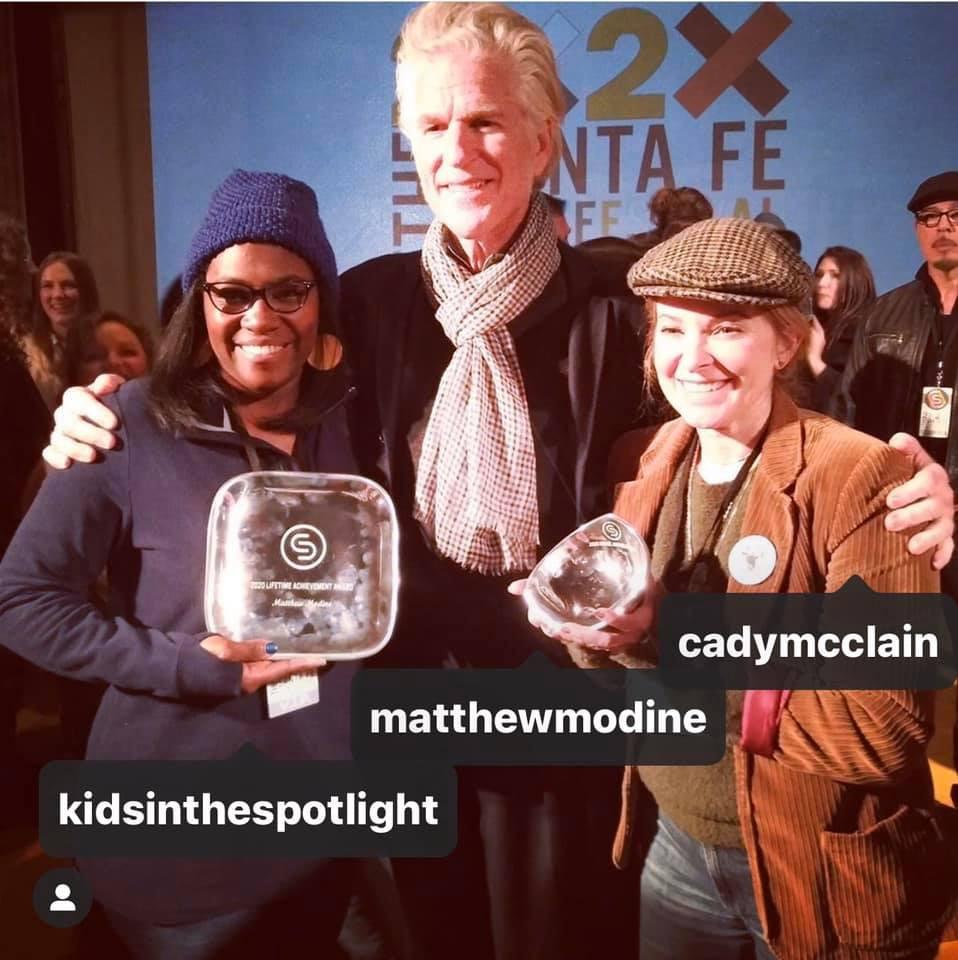 KITS Wins at Santa Fe Film Festival