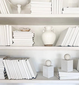 8 Inspiring Ideas for Decorating with Books