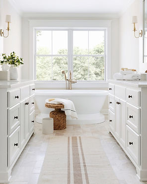 How to Make Your Bathroom Look Like a Spa and Feel Luxurious