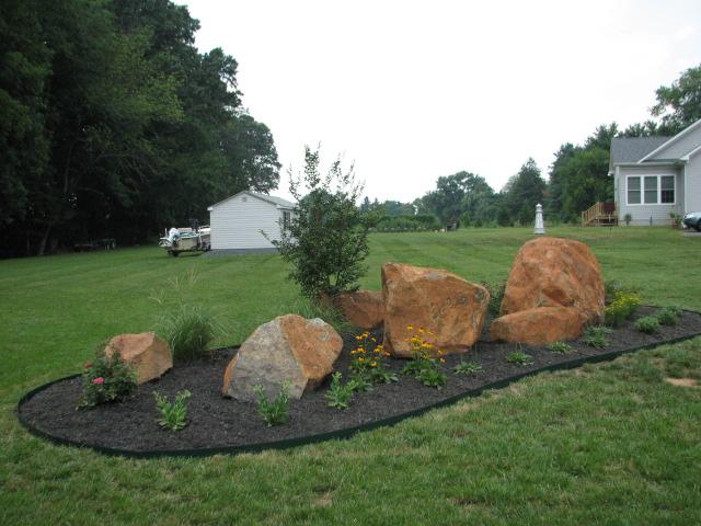 Garden Song Design Bel Air Md Landscape Install