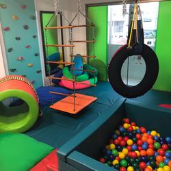 sala de integração sensorial