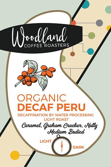 Organic Decaf Peru