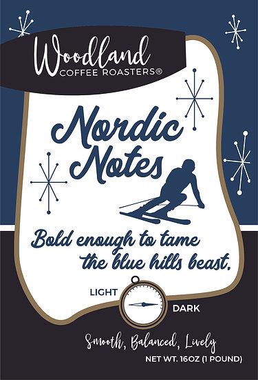 Nordic Notes FTO Dark Roast Winter Seasonal Blend