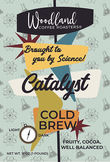 Catalyst Cold Brew