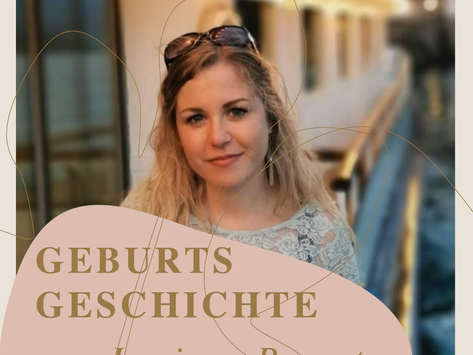 GEBURTSGESCHICHTE von Larissa Perreten