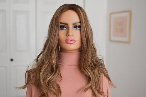 No mascara needed, 8x8, 20-21 inch topper