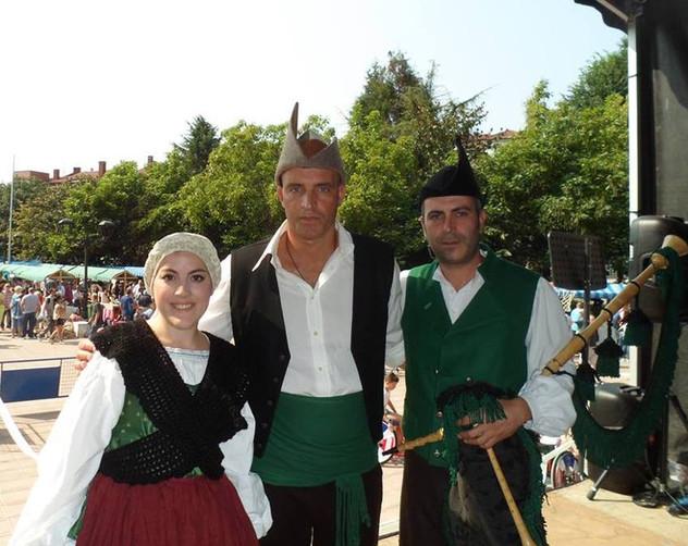 Festival en Llanera