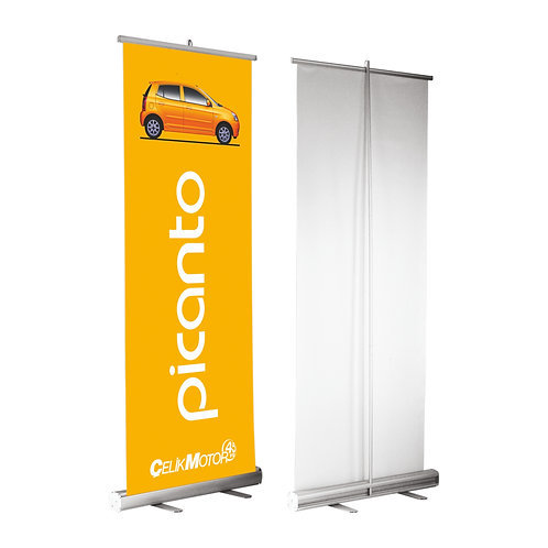 Bannières Rétractables // Roll-Up Banners
