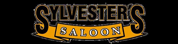 Sylvesters Saloon Logo