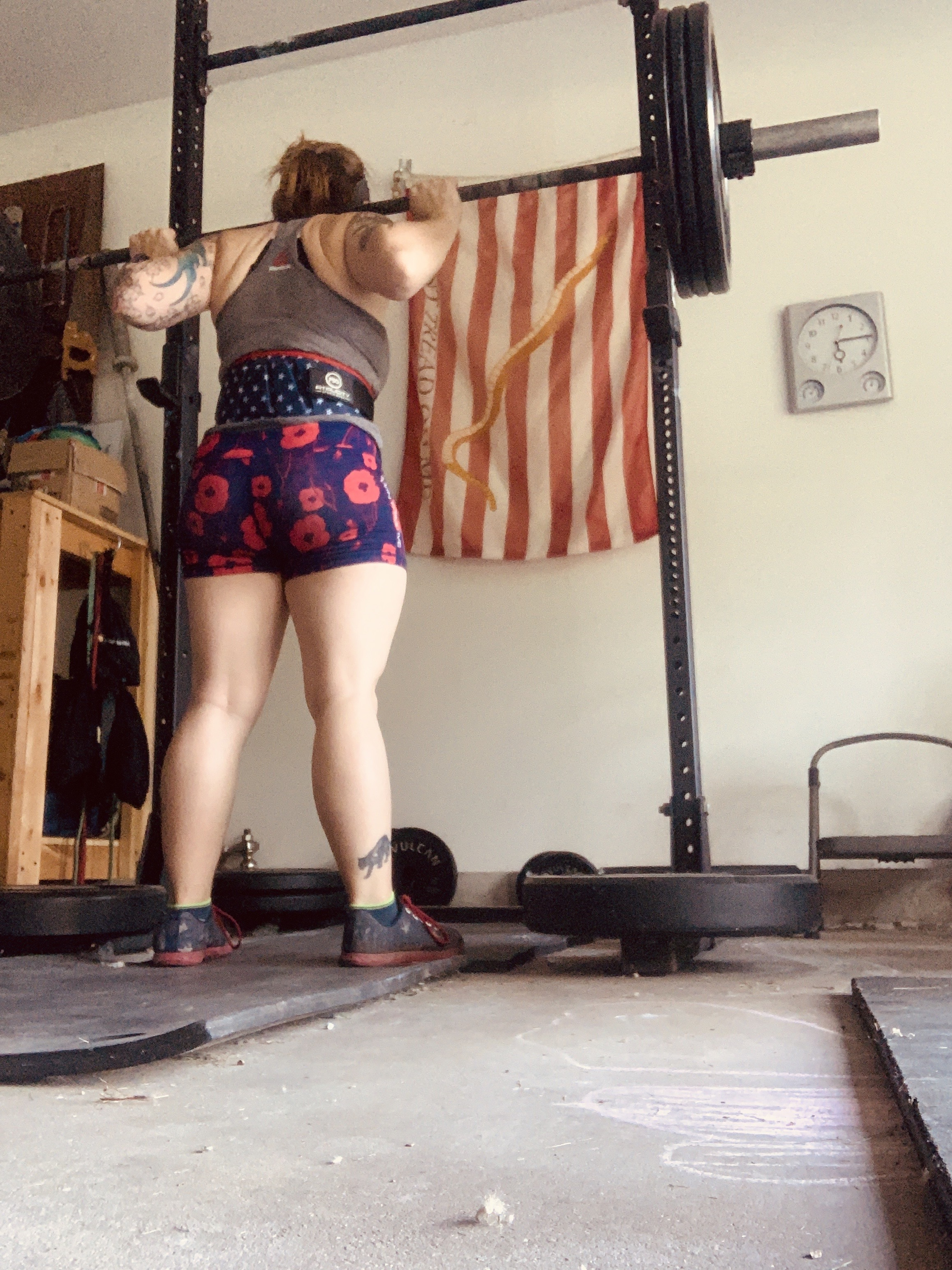 Big squats
