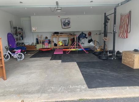 Garage Gym: Wishlist vs. Real Life