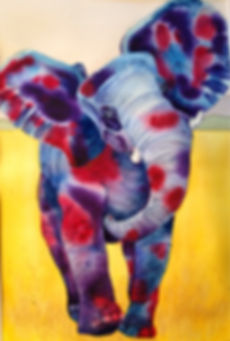 Blue Elephant, Watercolor.JPG