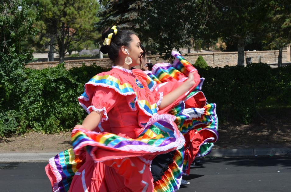 Mexican Dancers - 2019 - Santa Fe
