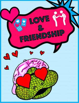 Love and Friendship - INK- Chapter Page-