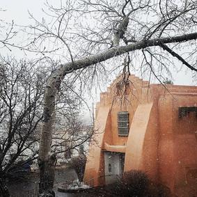 Presbyterian Church, Santa Fe