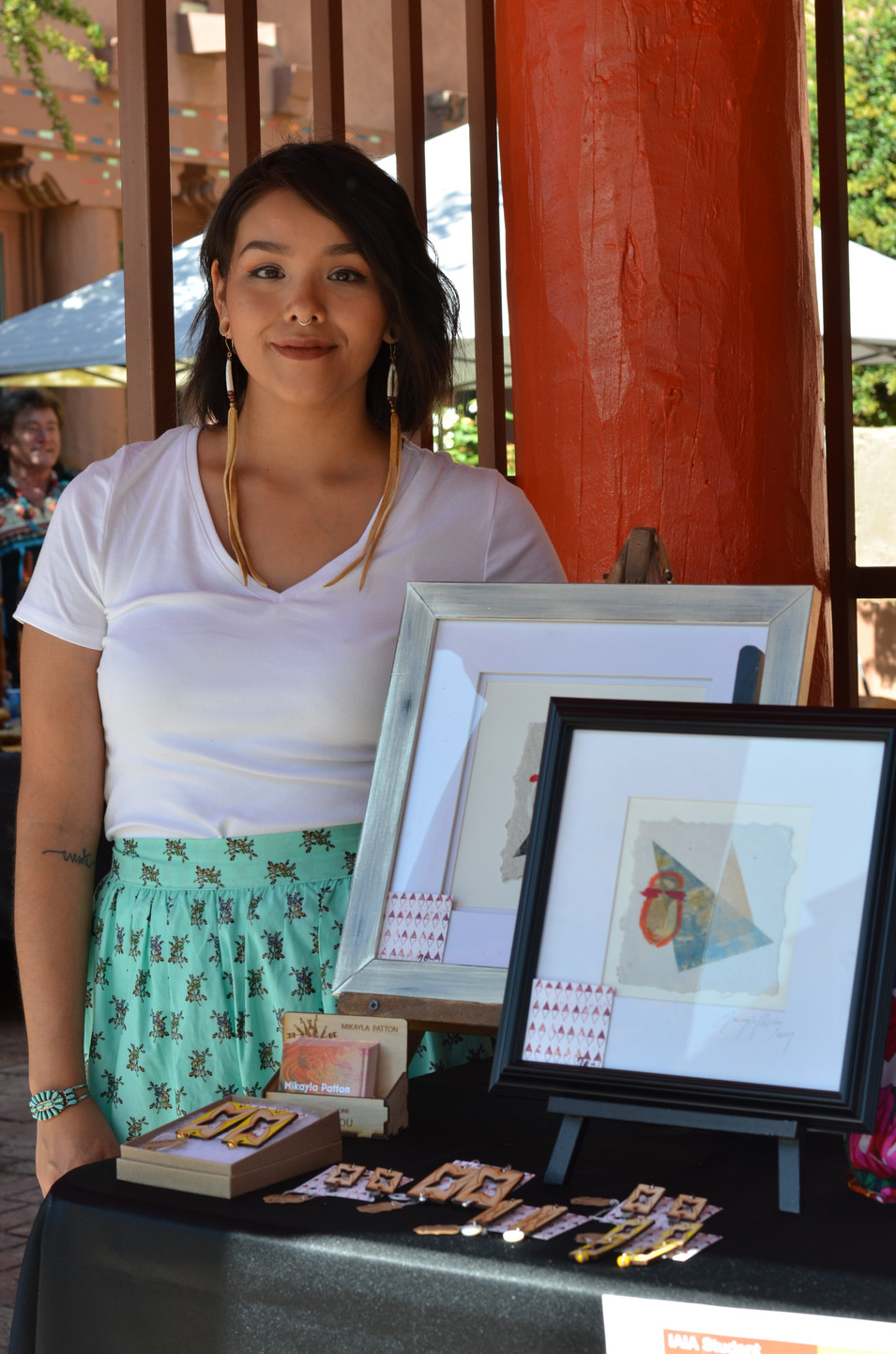 Santa Fe Indian Market Artist, IAIA