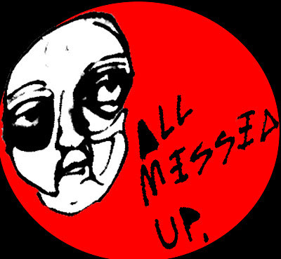 All Messed Up Sticker