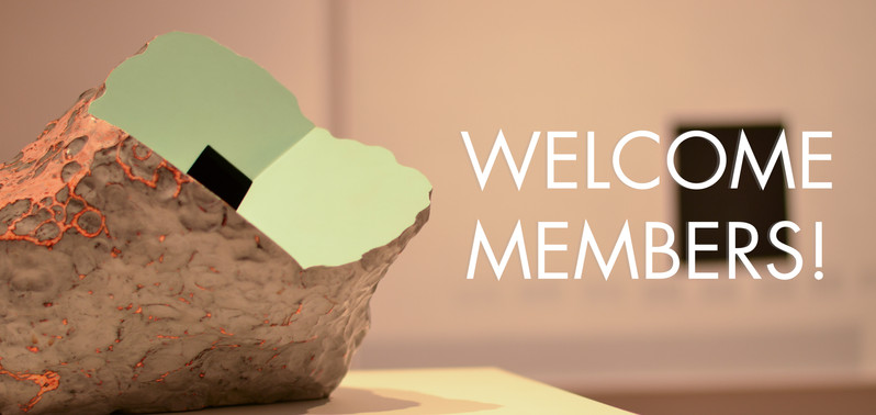 Welcome Members Screen Visual