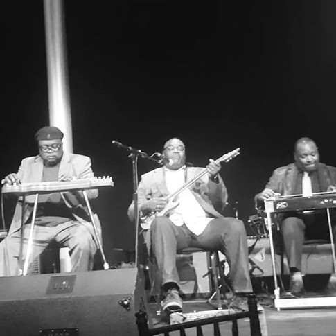 Blues Performers, Kennedy Center