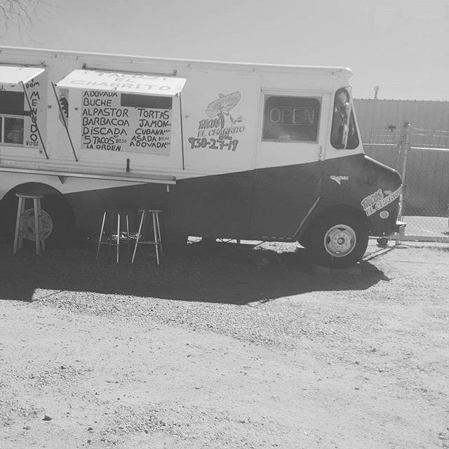 Taco Truck, Santa Fe, New Mexico