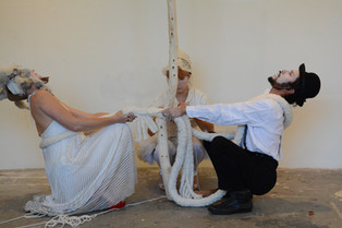 Performance Artists, Santa Fe Art Institute
