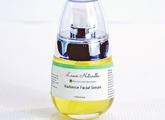 Radiance Facial Serum 1 oz All-Natural 100% Organic