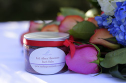 Red Alaea Bath Salts